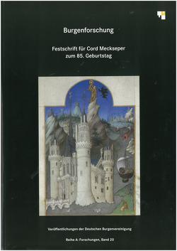 Burgenforschung von Europäisches Burgeninstitut, Meckseper,  Cord