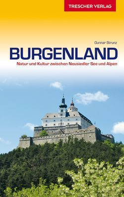 Reiseführer Burgenland von Strunz,  Gunnar