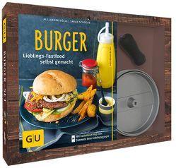 Burger-Set von Dölle,  Alexander, Schocke,  Sarah