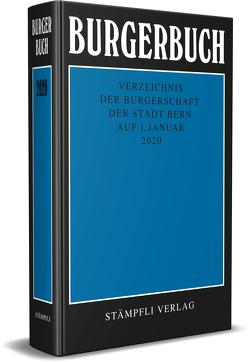 Burgerbuch 2020