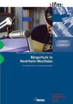 Bürgerfunk in Nordrhein-Westfalen von Salwiczek,  Christian, Schnier,  Detlef, Volpers,  Helmut