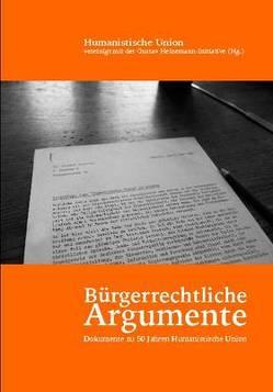 Bürgerrechtliche Argumente von Kant,  Martina, Lüders,  Sven, Will,  Rosemarie