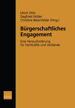 Bürgerschaftliches Engagement von Besenfelder,  Christine, Mueller,  Siegfried, Otto,  Ulrich