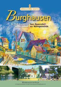 Burghausen von Deweß,  Jochen, Hartmann,  Peter, Hauschild,  Rolf