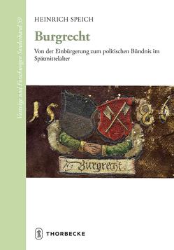 Burgrecht von Speich,  Heinrich