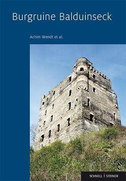 Burgruine Balduinseck von Wendt,  Achim