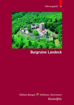 Burgruine Landeck von Pohlit,  Peter, Reither,  H., Thon,  Alexander