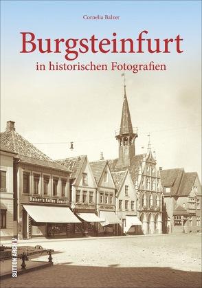 Burgsteinfurt in historischen Fotografien von Balzer,  Cornelia