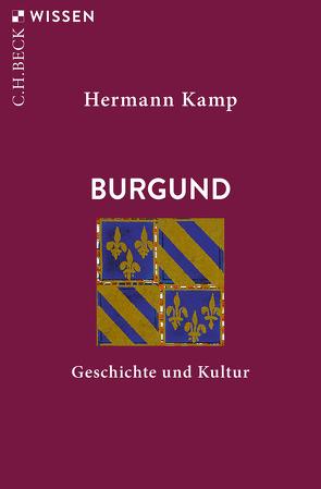 Burgund von Kamp,  Hermann