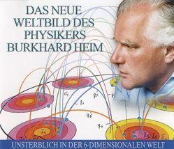 Burkhard Heim: Das neue Weltbild von Kügow,  Detlef, Ludwiger,  Illobrand von