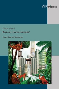 Burn on, Homo sapiens! von Mehl,  Kilian