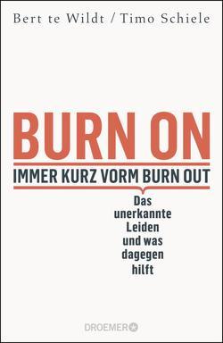 Burn On: Immer kurz vorm Burn Out von Schiele,  Timo, te Wildt,  Bert