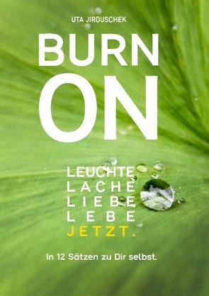 Burn on von Jirouschek,  Uta