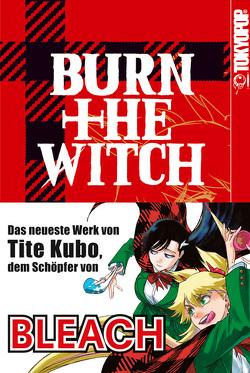 Burn The Witch 01 von Kubo,  Tite