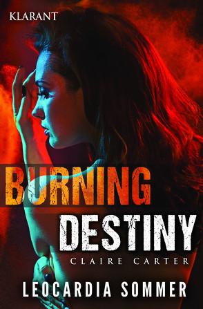 Burning Destiny. Thriller von Sommer,  Leocardia