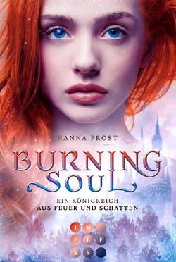 Burning Soul (Ein Königreich aus Feuer und Schatten 1) von Frost,  Hanna