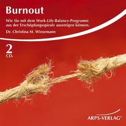 Burnout von Arps,  Tobias, Wiesemann,  Christina