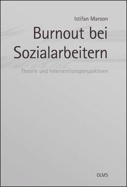 Burnout bei Sozialarbeitern von Liedtke,  Georgette, Maroon,  Istifan