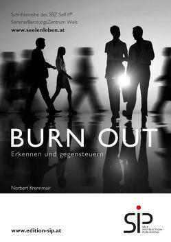 Burnout erkennen und gegensteuern von Krennmair,  Norbert