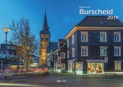Burscheid 2019 Bildkalender A3 quer, spiralgebunden von Klaes,  Holger