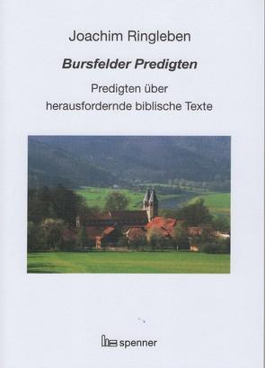 Bursfelder Predigten von Ringleben,  Joachim