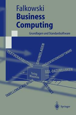 Business Computing von Falkowski,  Bernd-Jürgen