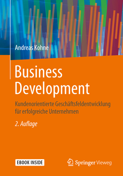 Business Development von Kohne,  Andreas