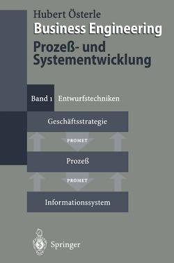 Business Engineering. Prozeß- und Systementwicklung von Österle,  Hubert