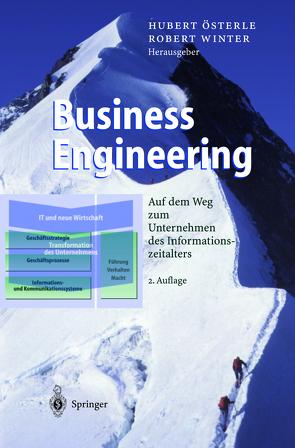Business Engineering von Österle,  Hubert, Winter,  Robert