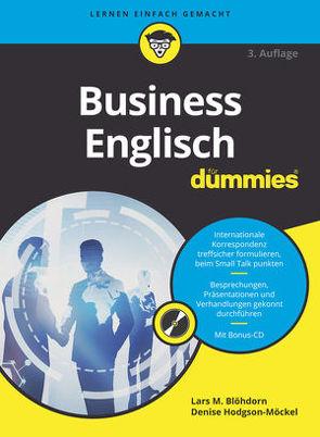 Business Englisch für Dummies von Blöhdorn,  Lars M., Hodgson-Möckel,  Denise