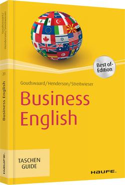 Business English von Goudswaard,  Gertrud, Henderson,  Derek, Streitwieser,  Veronika