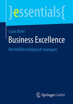 Business Excellence von Klein,  Louis