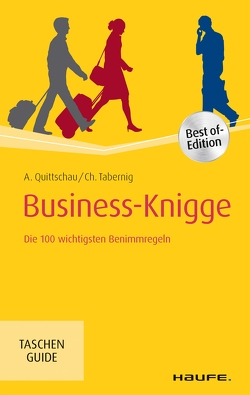 Business-Knigge von Quittschau,  Anke, Tabernig,  Christina