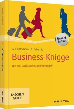 Business-Knigge von Quittschau,  Anke, Tabernig,  Christina