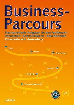Business-Parcours (Lehrerausgabe) von Bernet,  Bigna, Gratz,  Carmen, Troisi,  Esther