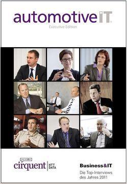 Business&IT Die Top-Interviews des Jahres 2011 von Dunker,  Hilmar, Mehl,  Rainer, Ortlepp,  Dominik