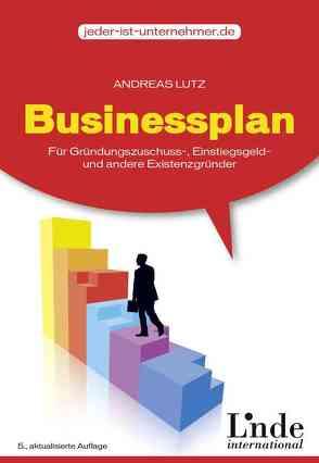 Businessplan von Lutz,  Andreas