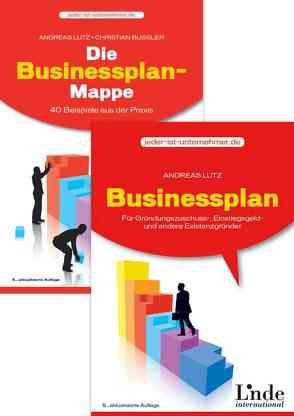 Businessplan + Businessplan-Mappe von Lutz,  Andreas