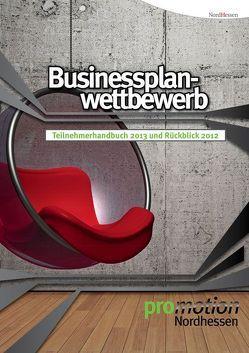 Businessplanwettbewerb 2013 von Schapiro,  Michael