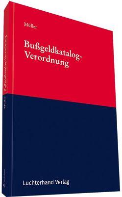 Bußgeldkatalog von Müller,  Dieter