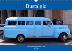 Bustalgie – Omnibus Oldtimer auf Kuba (Wandkalender 2020 DIN A3 quer) von von Loewis of Menar,  Henning