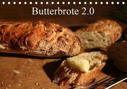 Butterbrote 2.0 (Tischkalender 2019 DIN A5 quer) von Feix,  Eva
