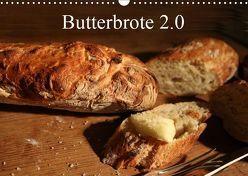 Butterbrote 2.0 (Wandkalender 2019 DIN A3 quer) von Feix,  Eva
