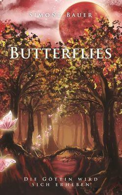 Butterflies von Bauer,  Simone