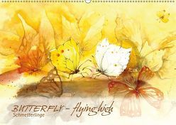 BUTTERFLY – flying high, Schmetterlinge (Wandkalender 2019 DIN A2 quer) von Floner,  Sabine