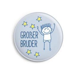 Button: Großer Bruder