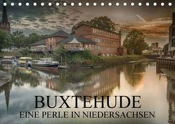 Buxtehude – Eine Perle in Niedersachsen (Tischkalender 2018 DIN A5 quer) von Schwarz,  Wolfgang