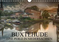 Buxtehude – Eine Perle in Niedersachsen (Wandkalender 2018 DIN A4 quer) von Schwarz,  Wolfgang