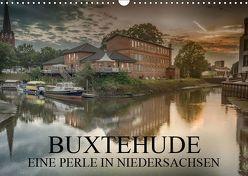 Buxtehude – Eine Perle in Niedersachsen (Wandkalender 2019 DIN A3 quer) von Schwarz,  Wolfgang