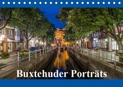 Buxtehuder Porträts (Tischkalender 2019 DIN A5 quer) von Schwarz,  Wolfgang